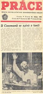 Práce, 22.4.1969